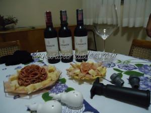 Degustação Viña Carmen