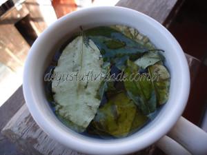 Chá de Coca em Cusco