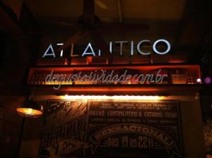 Atlântico – BH – FECHOU