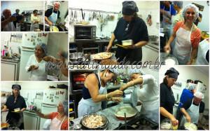 Cida Gomes – Aula de Culinária