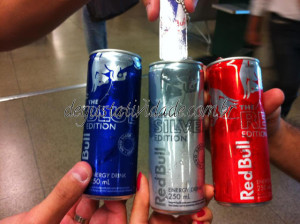 Red Bull Special Edition