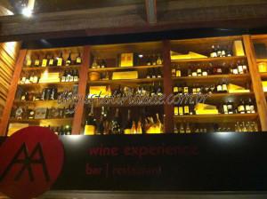 AA Wine Experience – BH