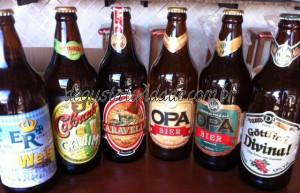 Degustação de Cervejas