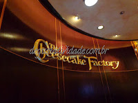 The Cheese Cake Factory – San Francisco