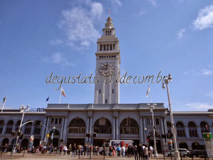 Ferry Building Marketplace – San Francisco