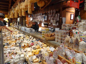Italian Deli Marketplace – V. Sattui Winery – Napa Valley