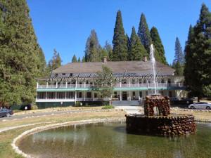 Wawona Hotel Dining Room – Yosemite
