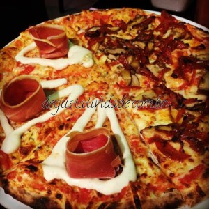 Marilia Pizzeria no Duo Gourmet