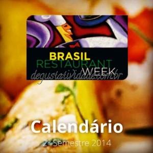 Restaurant Week BH – 2014 – 9a. Edição