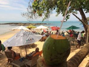 Restaurante Praia da Tartaruga – Búzios