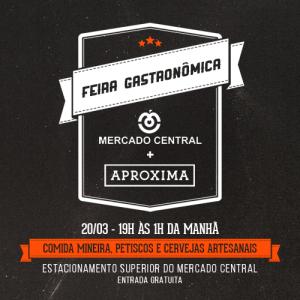 Mercado Central e Projeto Aproxima