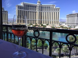 Eiffel Tower Restaurant – Paris – Las Vegas