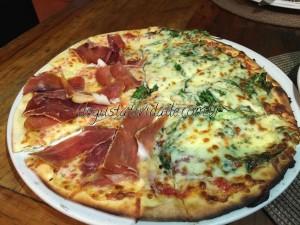 Marília Pizzeria no Duo Gourmet
