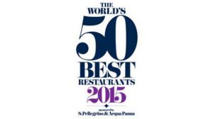 50 Melhores Restaurantes do Mundo – 2015