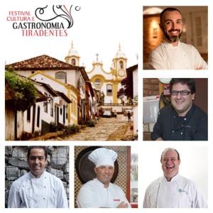 18º Festival de Cultura e Gastronomia Tiradentes