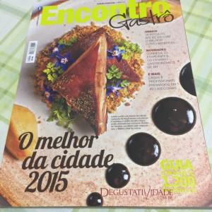 Encontro Gastrô 2015 – Premiação dos melhores de BH