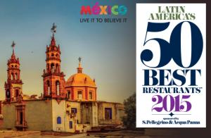 50 Melhores Restaurantes da América Latina – 2015
