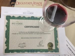 Casa Rio Verde – Curso de Iniciação ao Vinho
