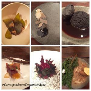 Correspondente Degustatividade no Boragó – Chile