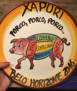 Xapuri – Lançamento do Prato da Boa Lembrança 2016