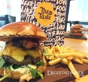 The Taste Burger – Contagem