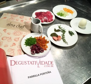 Curso de Parrilla Porteña – Chef Felipe Rameh