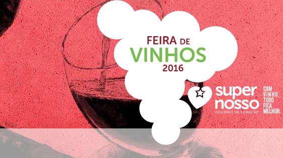 feira vinhos supernosso