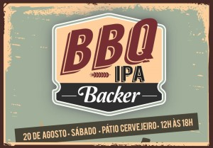 Cervejaria Backer – BBQ IPA – BH