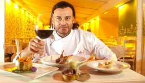 Benvindo – Jantares de despedida do Chef Paulo Henrique Vasconcellos