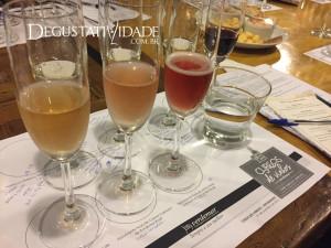 Curso de Vinhos no Verdemar – Módulo Espumantes