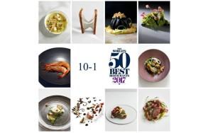 50 Melhores Restaurantes do Mundo – 2017