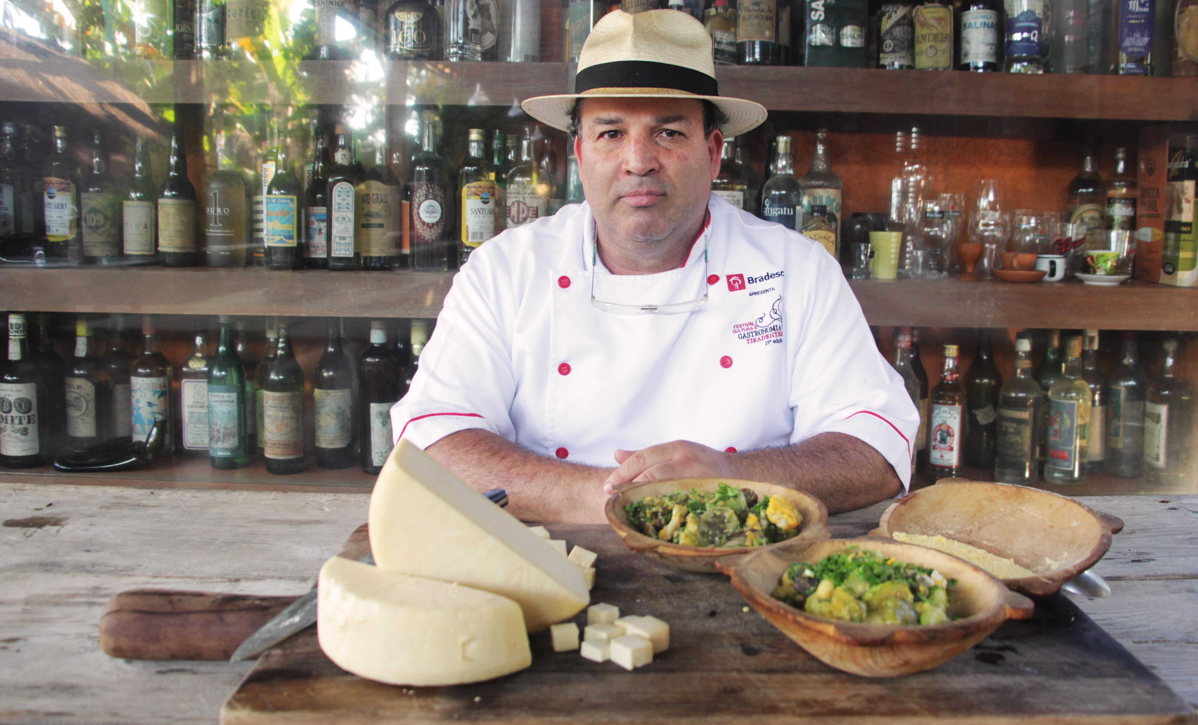 Chef Flávio Trombino