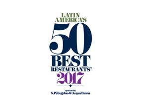 50 Melhores Restaurantes da América Latina – 2017