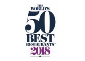 50 Melhores Restaurantes do Mundo – 2018