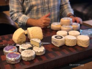 Eduardo Girão – queijos e vinho na Mon Caviste – BH