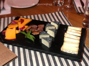 Rex Bibendi – carta de queijos