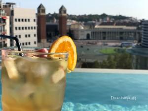 Rooftops da Plaça d'Espanya – Barcelona – Espanha