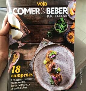 Jurada da Veja Comer e Beber BH 2019/2020