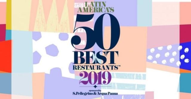 50 Best America Latina 2019