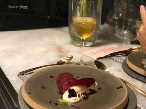 Jantar de Sobremesas e Chás – La Pariserrie e Tea Shop