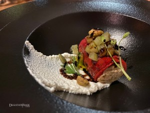 Menu de Degustação no D' Agostim Di Paratella – BH