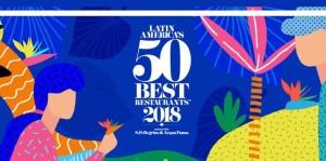 50 Melhores Restaurantes da América Latina – 2018