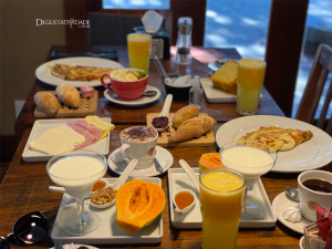 Golden Bread e Coffee – Búzios